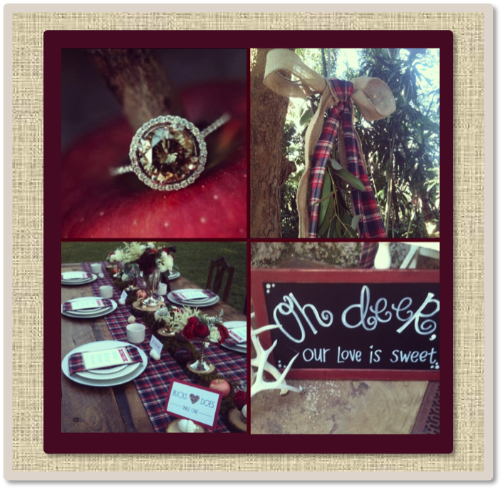 SNEAK PEEK OF OUR OH DEER STYLED SHOOT!!!!